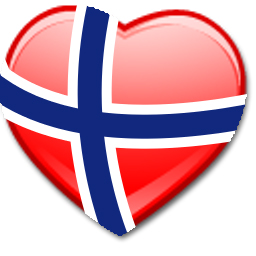 Norsk flagg copy
