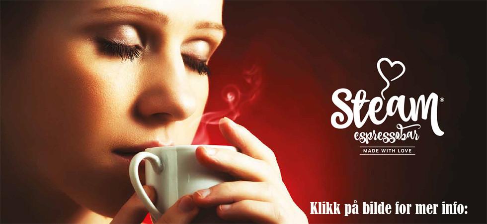 Steam Espressobar-Web